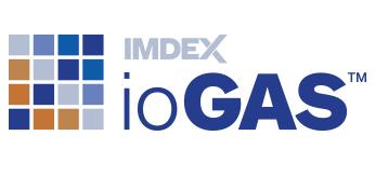 imdex iogas logo